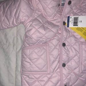 aa022ace1 Ralph Lauren Jackets & Coats - NWT Ralph Lauren Baby Girl 6 Month Pink  Snowsuit